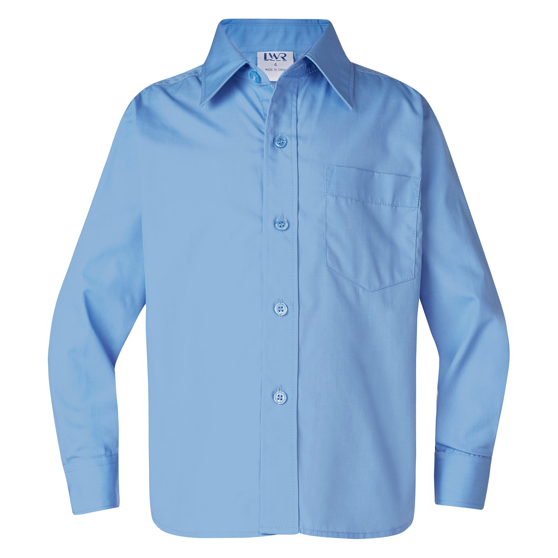 Barton Long Sleeve School Shirt