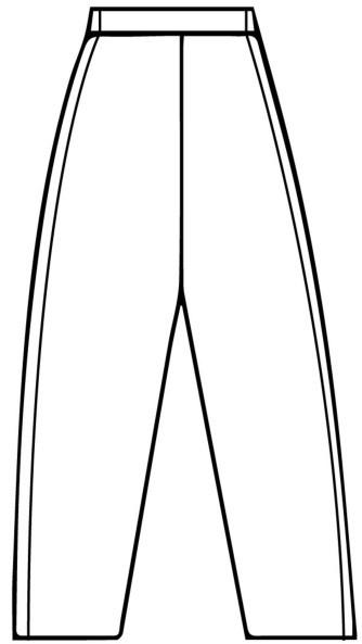 MTO Track Pant