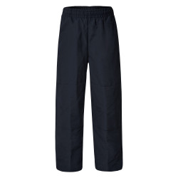 Lalor Double Knee Microfibre Straight Leg Track Pants