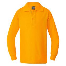 Lord Classic Long Sleeve Polo