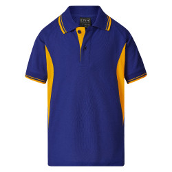 Taylor Front-Panel Polo